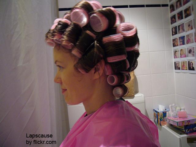Lockenwickler anwendung kurze haare