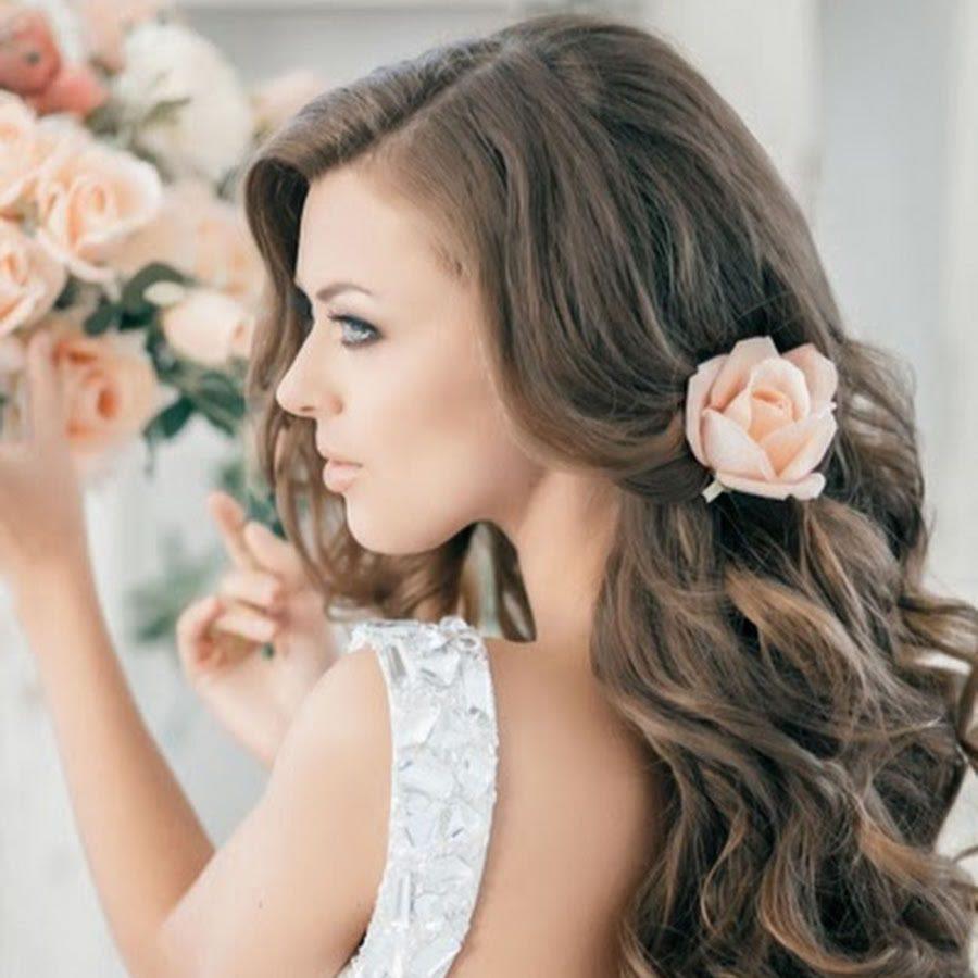 Einfache Frisuren für Bastelvideos mit mittlerem Haar. Schöne